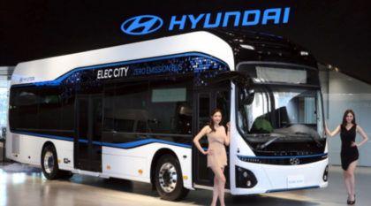 Hyundai poderá ter fábrica de ônibus no Brasil (Conheça os modelos da marca)