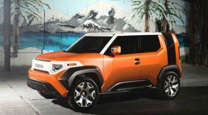 Um novo jipinho 4x4 da Toyota no futuro? Vídeo revela o conceito FT-4X (que pode virar concorrente do Renegade)