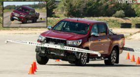 Finalmente Toyota altera o controle de estabilidade (só na Europa) e Hilux passa no Teste do Alce