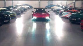 Raridades acelerando: em ação carros Aston Martin avaliados em mais de R$ 265 milhões