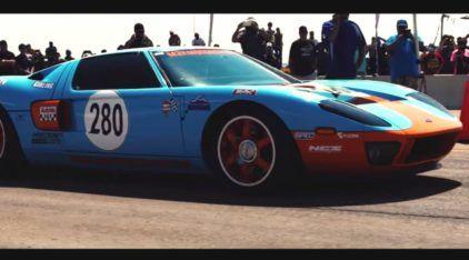 O dia em que um Ford GT (de rua) destruiu os recordes de velocidade da Bugatti e Hennessey