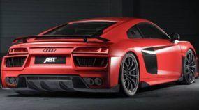 Para ver e ouvir: um Audi R8 ainda mais leve, potente e com design fenomenal