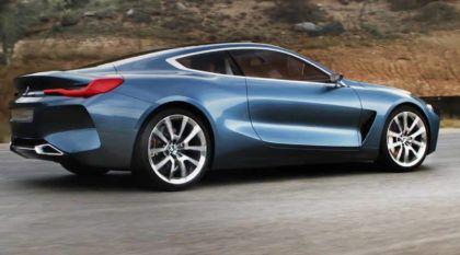 Agora é oficial: o BMW Série 8 vai retornar em grande estilo (Veja de perto os detalhes)