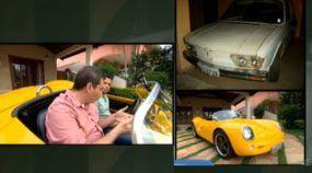 Brasileiro transforma uma Brasília (de R$ 700) num Porsche Spyder em 9 anos e realiza sonho