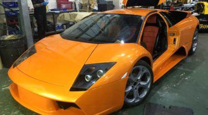 Descubra quanto o dono já gastou para manter esse Lamborghini com mais de 400 mil km rodados