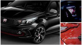 Lançamento revelado: Veja primeiras imagens do novo Fiat Argo (substituto do Punto)
