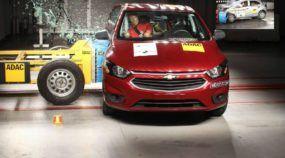 Nota Zero: Chevrolet Onix (o carro mais vendido do Brasil) vai mal em teste de segurança