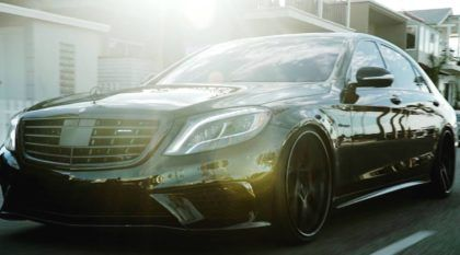 O Mercedes-Benz S63 AMG (preparado) dos sonhos: beleza, desempenho e luxo como você nunca viu
