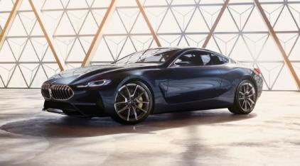 Agora é oficial: o BMW Série 8 vai retornar em grande estilo (veja primeiras imagens)