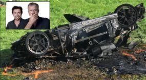 Richard Hammond (ex-Top Gear) sofre acidente gravíssimo nas montanhas da Suíça