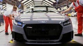 Vídeo indescritível viraliza mostrando como nasce o novo Audi TT