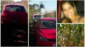 Empresária fica perdida por 48 horas (e sobrevive) depois de atolar o seu carro em milharal
