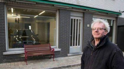 O governo proibiu esse cara de construir sua garagem (mas ele deu um jeito no problema)