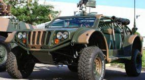 Fruto da cooperação entre Brasil e Argentina, conheça o GAÚCHO (Veículo Militar Aerotransportável)