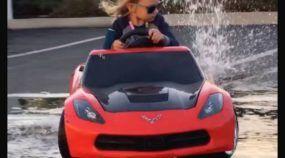 Lila Kalis: a pequena menina que é uma gigante do drifting (veja o talento inacreditável dela)