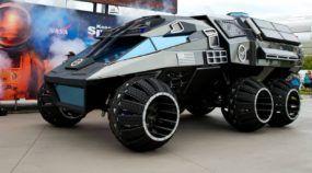 NASA surpreende ao revelar novo veículo projetado para Marte (Vídeo mostra essa insanidade)