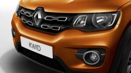 Agora é oficial: Sonhando em ser líder de vendas, Renault Kwid é revelado (Veja os preços e versões)