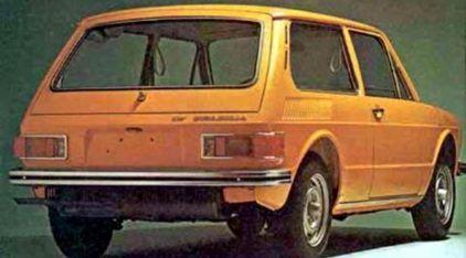 Lendas Brasileiras: Volkswagen Brasilia, o carro que conquistou pelo espaço e robustez