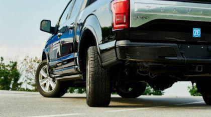Picapes e SUVs com esterçamento nas rodas traseiras? Essa novidade poderá trazer mudanças radicais