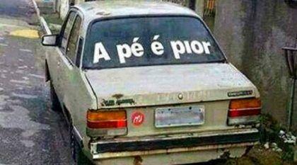 Os melhores flagras com as Frases mais engraçadas nos Carros (para rir sem parar)