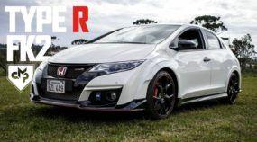 Primeiro vídeo no Brasil: Sinta a fúria do (raríssimo) Honda Civic Type R na Pista