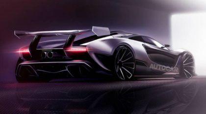 """""""Ele será o mais extremo carro de rua"""", esse é o objetivo da McLaren sobre seu novo superesportivo"""