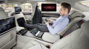 Com massagem para os pés e tecnologia (mais avançada da história) da Audi, é revelado o novo Audi A8