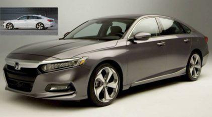 Lançamento: Com 10 marchas e design ousado, vídeo revela o novo Honda Accord