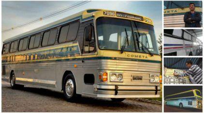 Ônibus do Leitor do AutoVideos: O lendário Flecha Azul está de volta (em grande estilo)