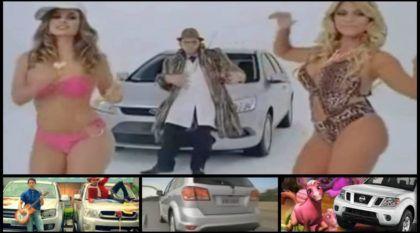 Tretas nas propagandas: 11 comerciais de carros que provocavam rivais e garantiam boas risadas