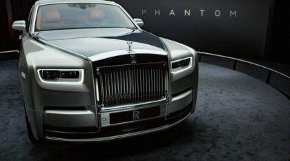 Novo carro mais luxuoso do mundo? Veja primeiras imagens do inacreditável do Rolls-Royce Phantom