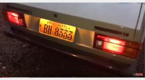 Raridade impressionante: Encontrado VW Voyage 1985 (com apenas 3 mil km rodados)