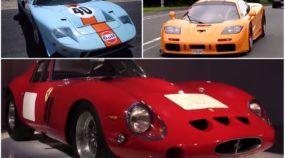 Conheça alguns dos carros mais caros (e raros) e seus preços nos leilões