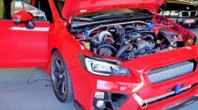 Projeto Track Day brasileiro: Subaru WRX STI de 505 cavalos (com câmbio sequencial)