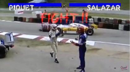 Tretas nas corridas: Veja as maiores brigas da história entre os Pilotos nas pistas