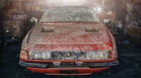 ÚNICA no mundo, Ferrari é encontrada após 37 anos escondida (e muitos duvidavam que ela existia)