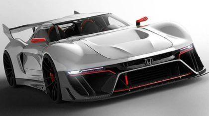 E se a Honda fabricasse um HiperCarro brutal? Seria uma boa ideia?