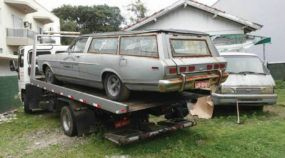 Raridade: Landau (carro funerário) de único dono é adquirido para ser restaurado - Confira imagens