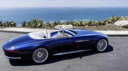 Fabuloso, esse é o novo Mercedes-Maybach 6 Cabriolet (com quase 6 m de luxo extremo)