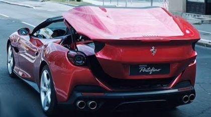 Nova Ferrari Portofino: Veja primeiros vídeos e detalhes do mais recente lançamento de Maranello