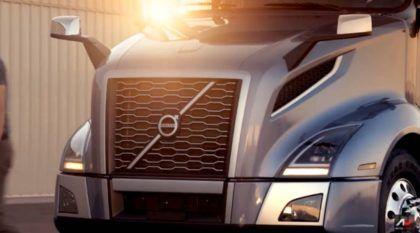 Lançamento: Veja primeiras imagens do novo Volvo VNL (caminhão bicudo com muita tecnologia e beleza)