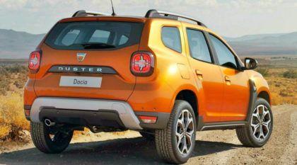 Novo Duster 2018: Veja primeiras imagens do lançamento da Renault/Dacia (agora na segunda geração)