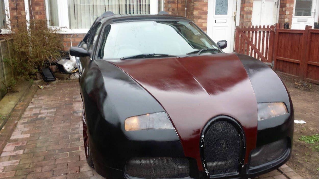 voc compraria o pior bugatti veyron do mundo autovideos. Black Bedroom Furniture Sets. Home Design Ideas