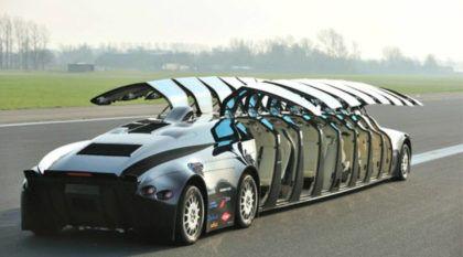 Ônibus Esportivo? Conheça o inacreditável Superbus (projeto radical para transportar passageiros)