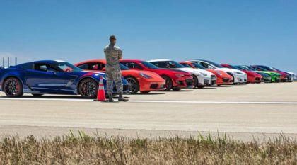 Surpresa na Arrancada do Ano: Tesla Model S deixa para trás Ferrari, Porsche, GT-R e outros supercarros