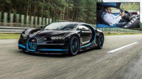 Novo Recorde brutal: Bugatti Chiron é oficialmente o mais rápido a atingir 400 km/h (pilotado por Juan Pablo Montoya)
