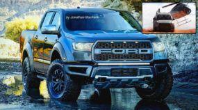 Atenção para a NOVIDADE surpreendente: Ford Ranger RAPTOR vai ser lançada oficialmente
