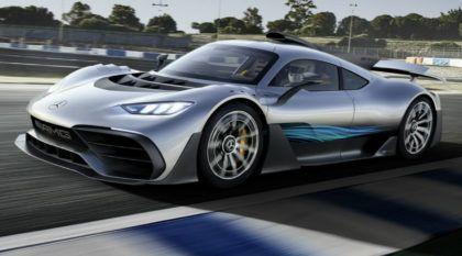O novo REI chegou: Com motor de F1, Mercedes-AMG revela seu novo hipercarro (com mais de 1.000cv)