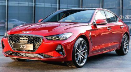 Hyundai revela sua nova arma para brigar com BMW e Audi (conheça o novo e luxuoso Genesis G70)