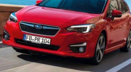 Lançamento: Subaru Impreza (hatch) totalmente novo, mais agressivo e com acabamento superior